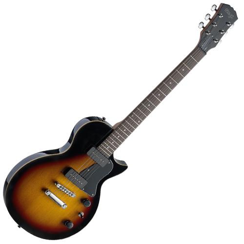 Elektrická kytara Stagg typ LesPaul