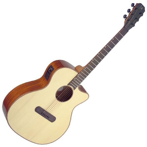 Elektro-akustická kytara James Neligan typu Auditorium, doprava zdarma