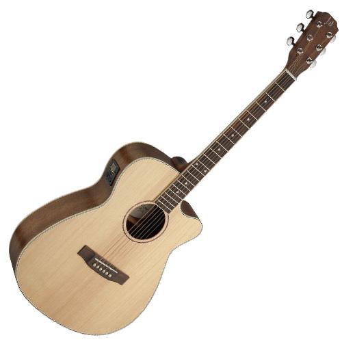 Elektro-akustická kytara James Neligan typ Auditorium