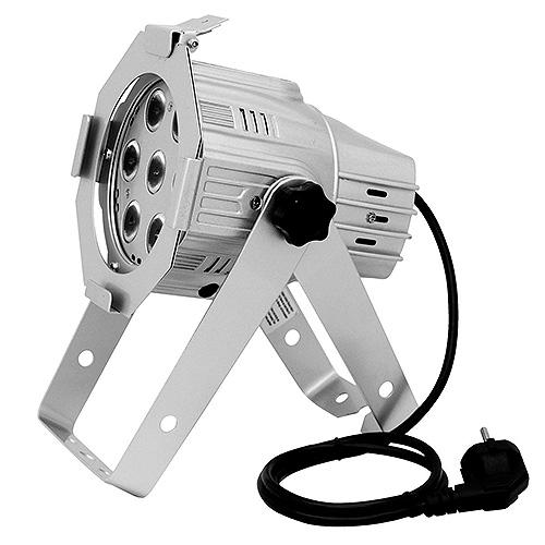 Reflektor Eurolite Eurolite LED ML-30 QCL 7x8W stříbrný