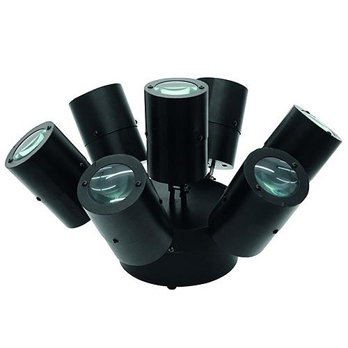 Světelný efekt Eurolite 7 LED hlav