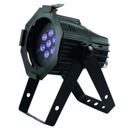 Reflektor Eurolite S LED diodami/černý, doprava zdarma