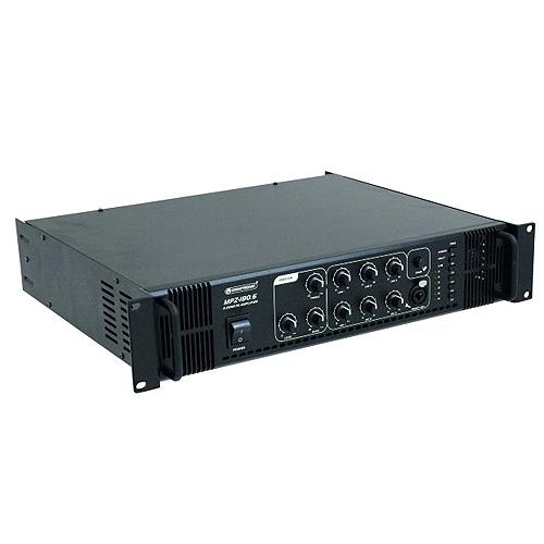 Zónový zesilovač Omnitronic Omnitronic MPZ-180.6, doprava zdarma