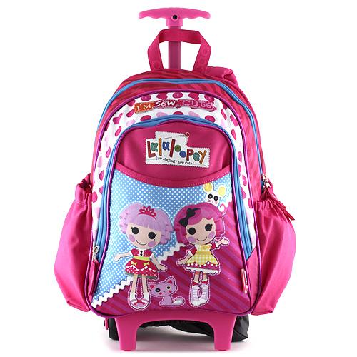 Batůžek trolley mini Lalaloopsy Backpack Small Trolley Lalaloopsy 10560