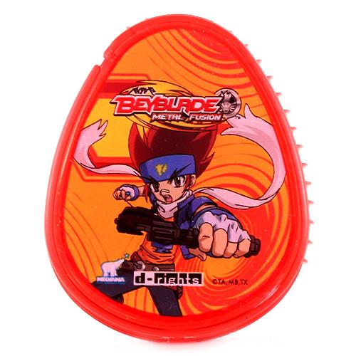 Ořezávátko Beyblade plastové, s oranžovým motivem Beyblade