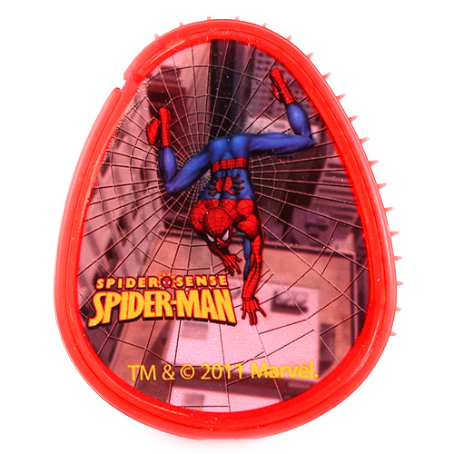 Ořezávátko Spiderman plastové, s motivem lezoucího Spidermana