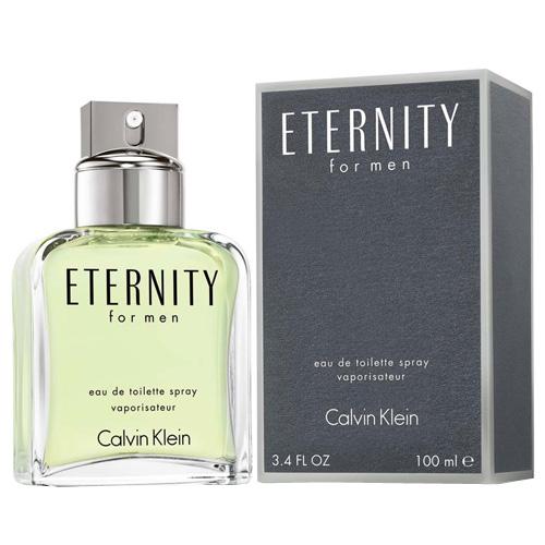 Voda po holení Calvin Klein Eternity For Men, 100 ml