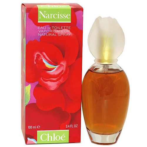 Toaletní voda Chloé Chloé Narcisse, 100 ml