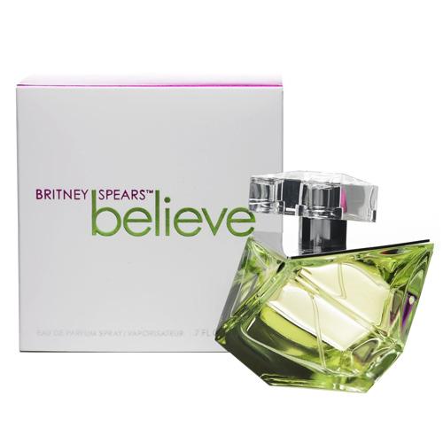 Parfémová voda Britney Spears Believe, 30 ml