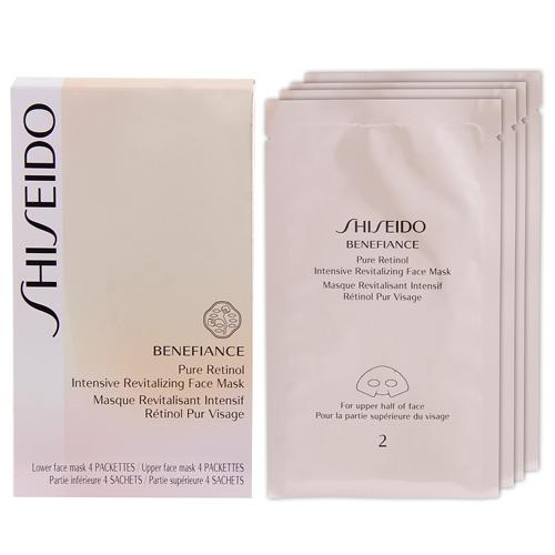 Masky na obličej Shiseido Intenzivní revitalizační masky Benefiance