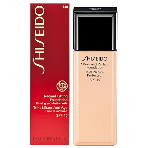 Make-up Shiseido Natural Light Ivory, 30 ml
