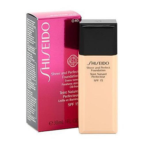 Make-up Shiseido Natural Fair Ochre, 30 ml