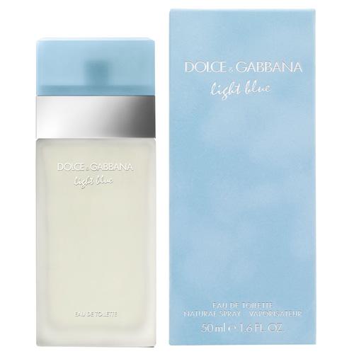 Toaletní voda Dolce & Gabbana Light Blue, 50 ml