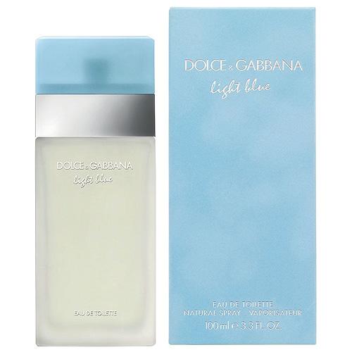 Toaletní voda Dolce & Gabbana Light Blue, 100 ml