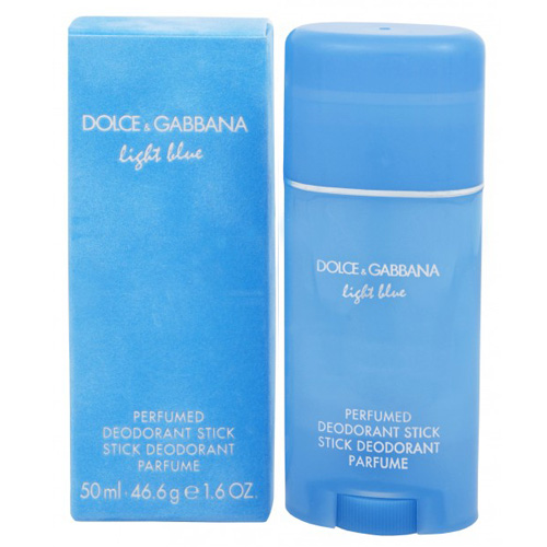 Tuhý deodorant Dolce & Gabbana Light Blue, 50 ml