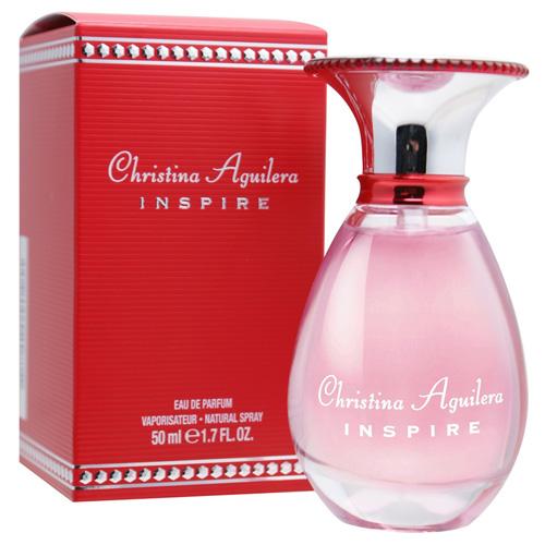 Parfémová voda Christina Aguilera Inspire, 50 ml