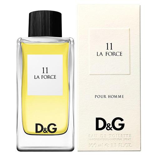 Toaletní voda Dolce & Gabbana D&G Anthology La Force 11, 100 ml
