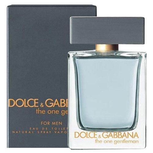 Toaletní voda Dolce & Gabbana The One Gentleman For Men - toaletní voda s rozprašovačem 50