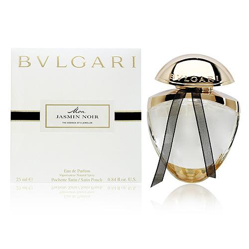 Parfémová voda Bvlgari Mon Jasmin Noir - s rozprašovačem 25 ml