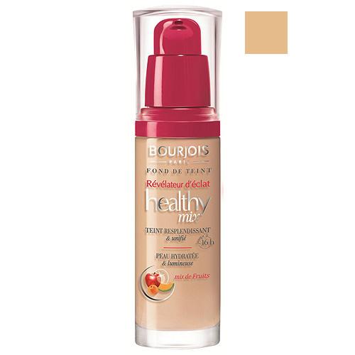 Make-up rozjasňující Bourjois Odstín 55 Beige Foncé, Healthy Mix, 30 ml