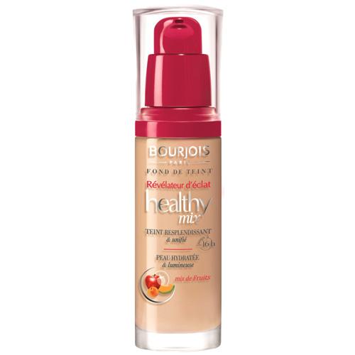 Make-up rozjasňující Bourjois Odstín 56 Light Bronze, Healthy Mix, 30 ml