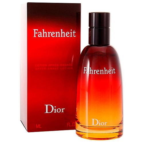 Voda po holení Dior Fahrenheit, 100 ml
