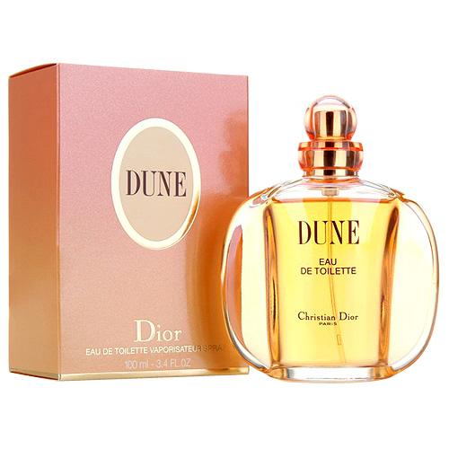 Dior Dune - toaletní voda s rozprašovačem 100 ml