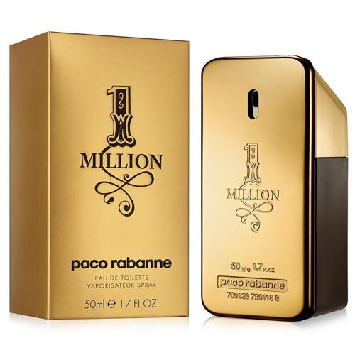 Toaletní voda Paco Rabanne 1 Million, 50 ml