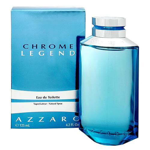 Toaletní voda Azzaro Chrome Legend, 125 ml