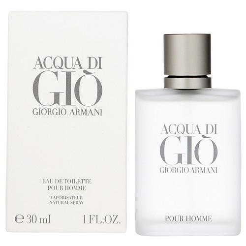 Toaletní voda pro muže Giorgio Armani Acqua Di Gio pour Homme, 30 ml