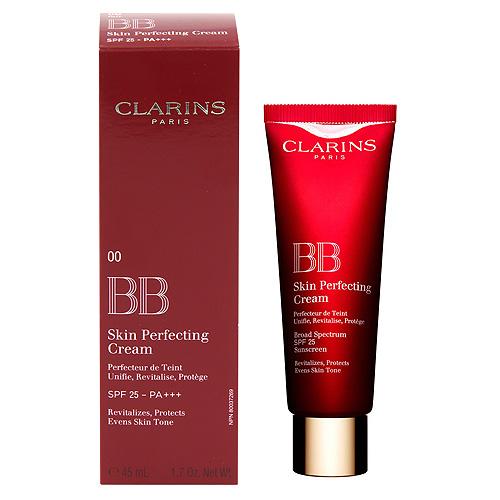 BB krém Clarins 45 ml - make-up a pleťový krém v jednom SPF 25 Skin Perfecti
