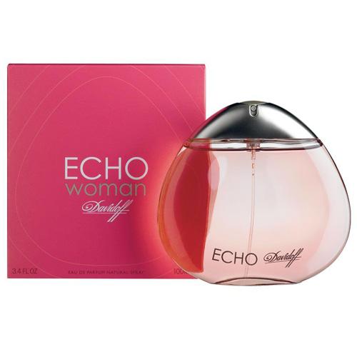 Parfémová voda Davidoff Echo Woman, 100 ml