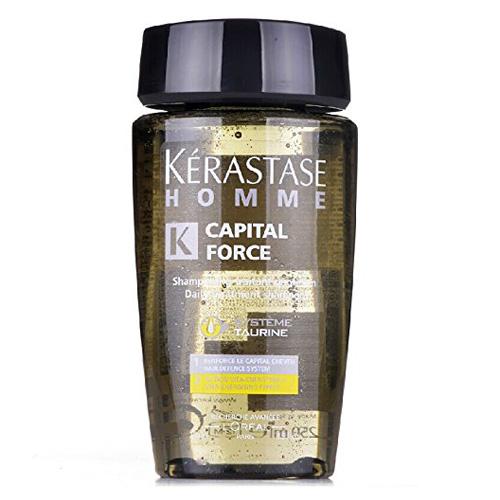 Šampón energizující Kérastase Paris Pro muže, 250 ml