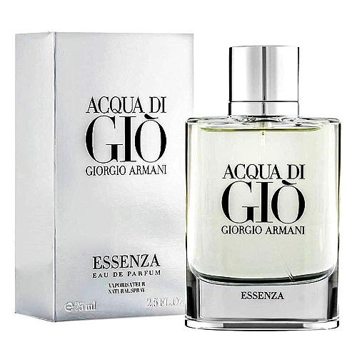 Parfémová voda pro muže Giorgio Armani Acqua Di Gio Essenza , 75 ml