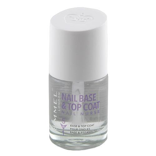 Péče o nehty Rimmel Péče o nehty Nail Nurse 5 v 1 12 ml