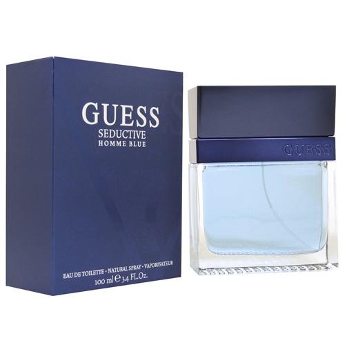 Toaletní voda Guess Seductive Homme Blue, 100 ml