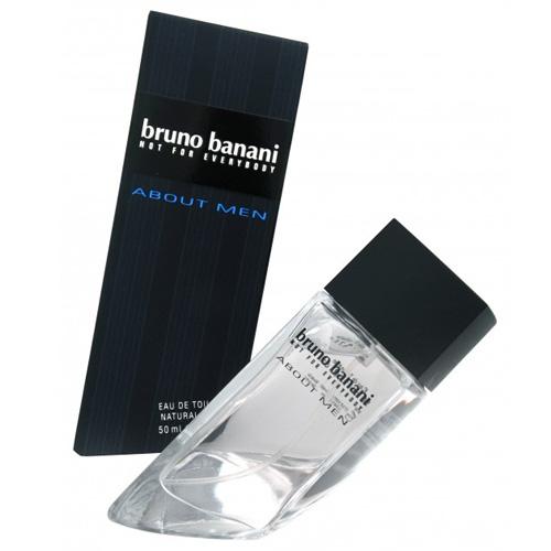 Toaletní voda Bruno Banani About Men, 50 ml