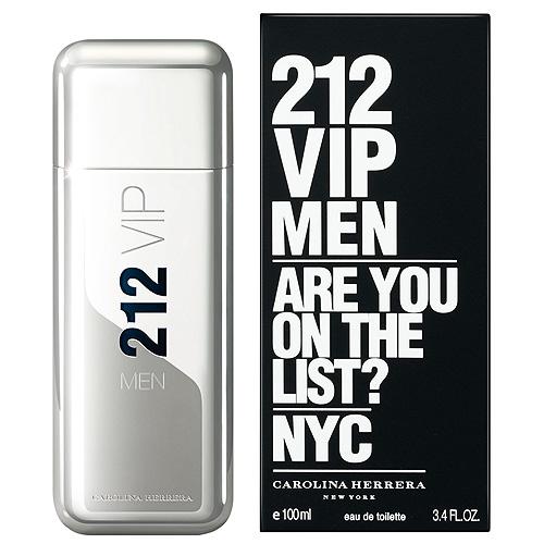 Toaletní voda Carolina Herrera 212 VIP Men, 100 ml