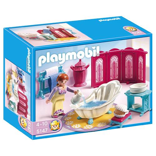 Královská koupelna Playmobil