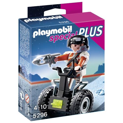 Top Agent a Segway Playmobil