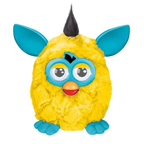 Furby Hasbro Cool, barva žlutá