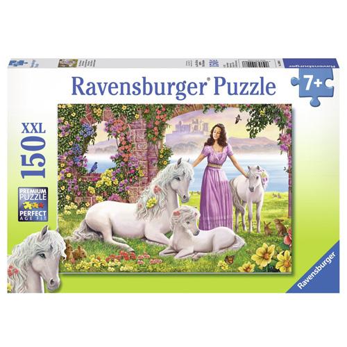 Puzzle Ravensburger Krásná princezna, 150 dílků XXL