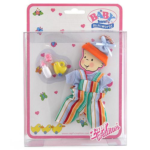 Oblečení pro panenku Zapf Kombinéza, 12 cm