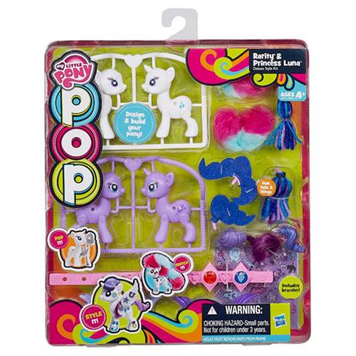 My Little Pony Hasbro Rarity a Princess Luna