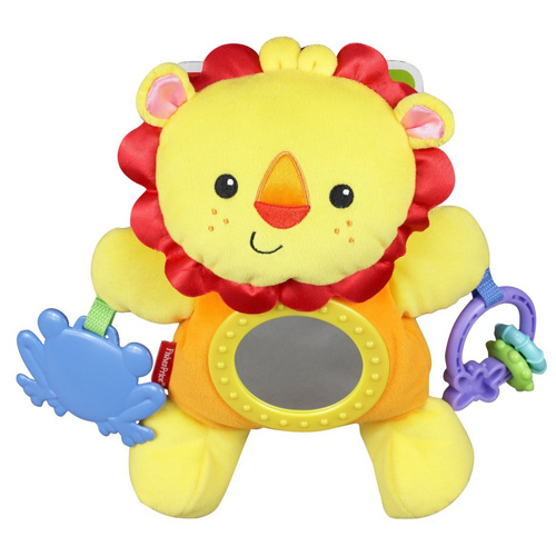 Plyšový lvíček Mattel Závěsný