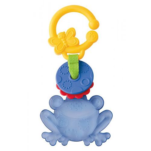 Chrastítko Mattel Žabička