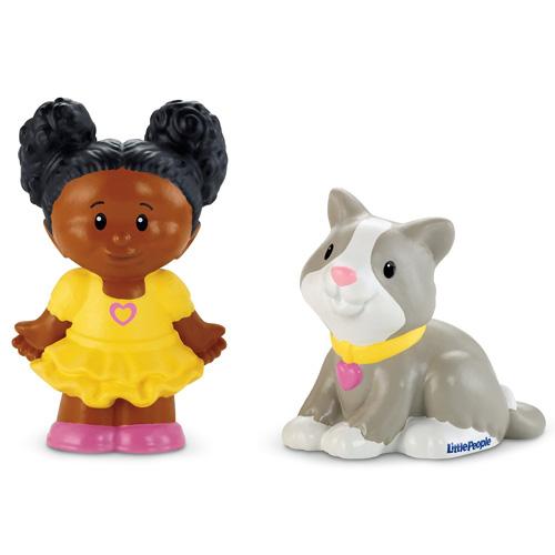 Fisher-Price Figurky Fischer-Price Tessa a koťátko