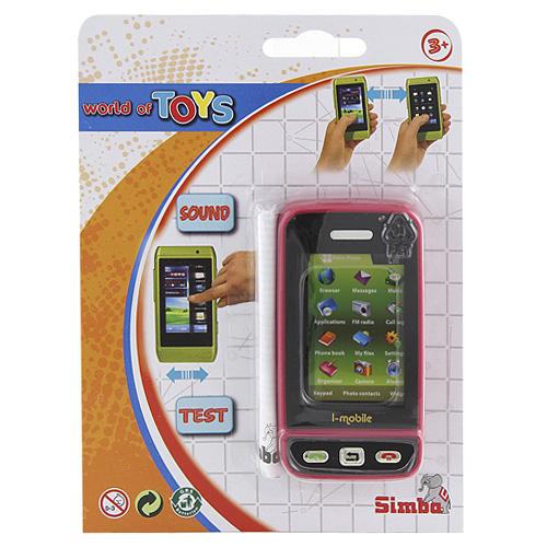 Mobilní telefon Simba S dotykovým displejem