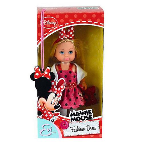 Panenka Evička Simba Minnie Mouse obleček