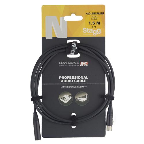 Audio kabel Stagg NAC15MX4FMX4MR